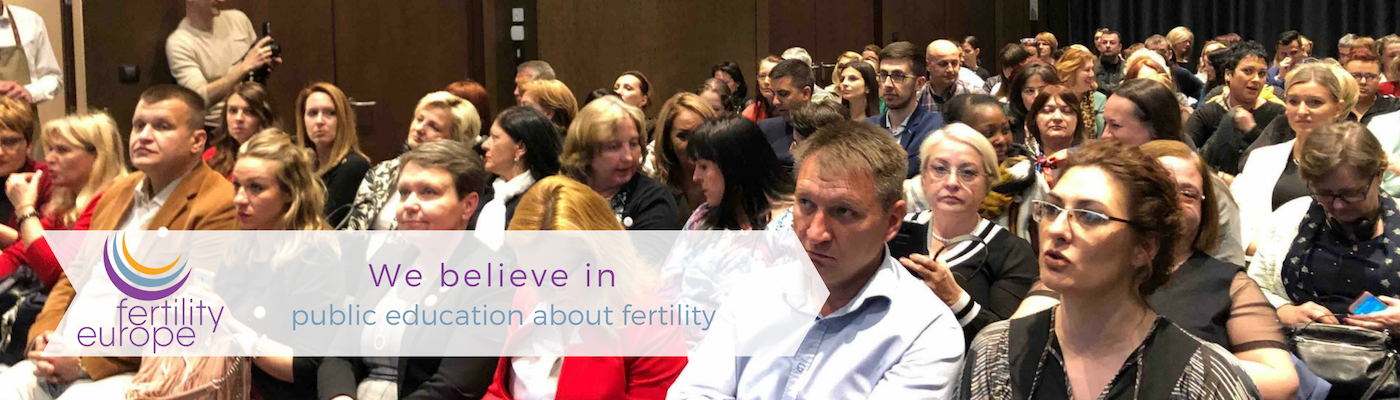 public education about fertility